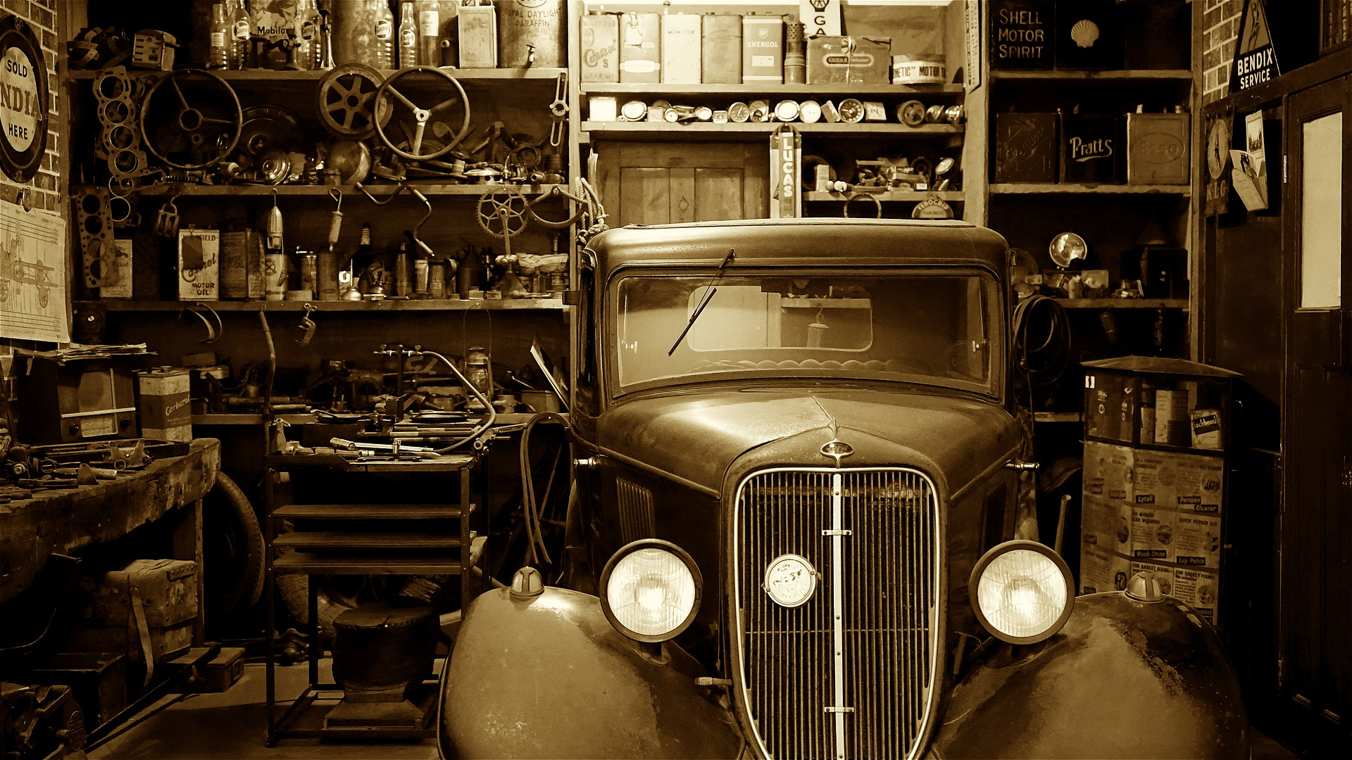autogarage